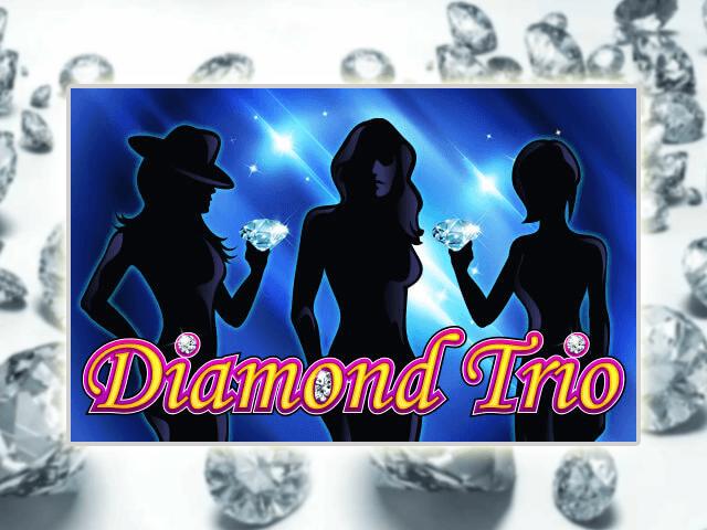 Игровой автомат Diamond Trio