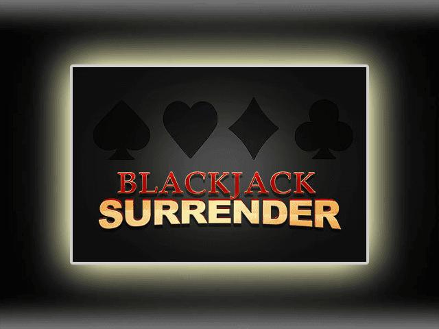 Blackjack Surrender